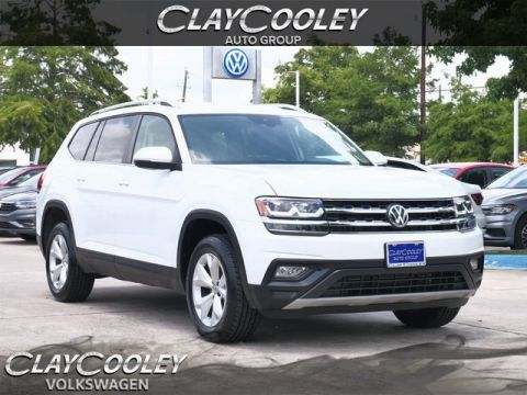 Used Volkswagen Atlas 2019 Dallas Tx